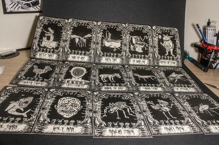 Card Showcase