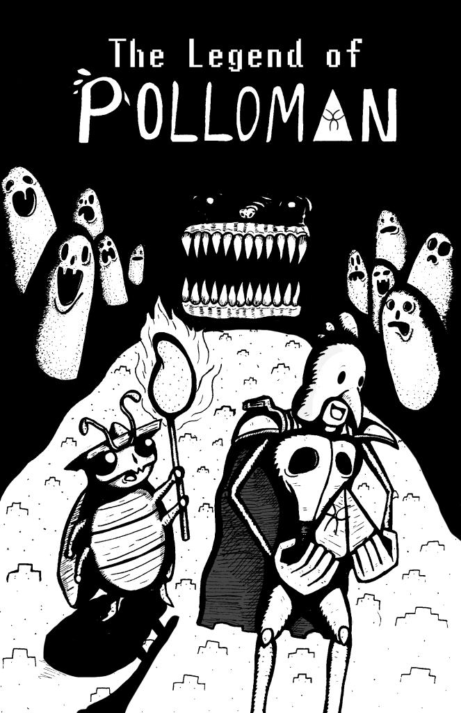 Pollo Man Cover Page FINAL