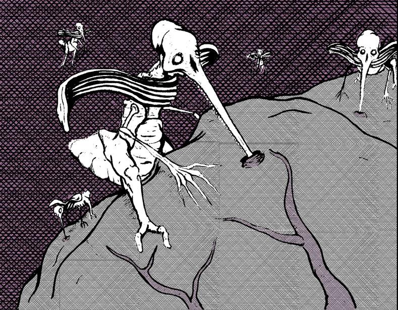 Nightmare Comic Panel 18