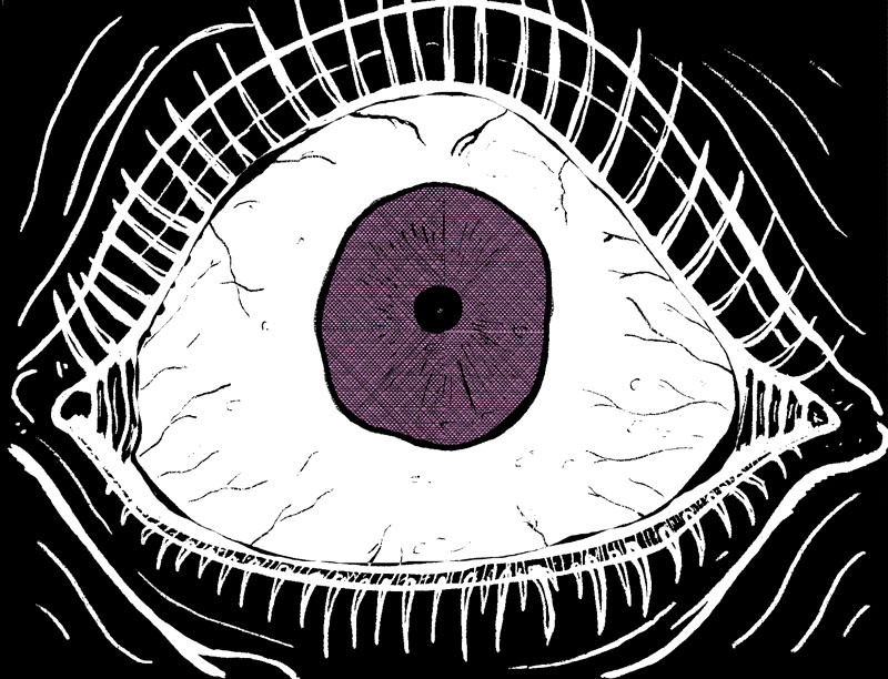 Nightmare Comic Panel 20