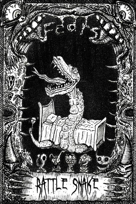 Rattle Snakes pdf