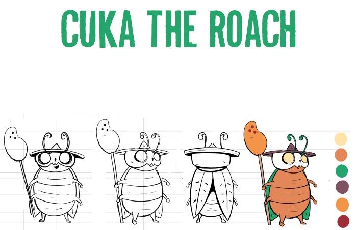 Cuka Character Sheet