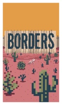 Borders Wallpaper Poster