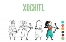 xochitl character sheet